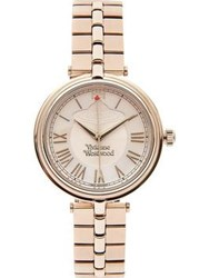 Vivienne Westwood Farringdon Bracelet Watch Gold