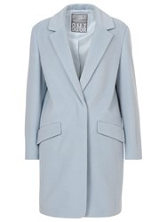 Betty Barclay Tailored Coat Light Blue