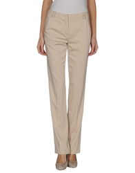 Rena Lange Trousers Casual Trousers Women Sand