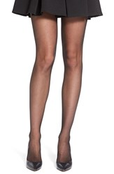 Women's Elie Tahari 'Simply Sheer' 20 Denier Pantyhose Black