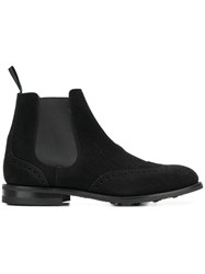 Church's Chelsea Ankle Boots Black