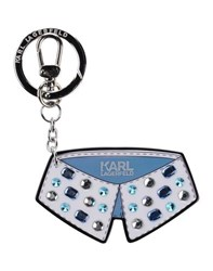 Karl Lagerfeld Small Leather Goods Key Rings Women