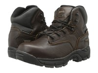 Magnum Precision Ultra Lite Ii Wp Ct Dark Chocolate Men's Work Boots Brown
