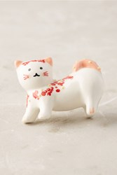 Pop Fanette Cat Knob Red