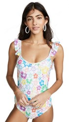 All Things Mochi Vienna One Piece Multi Floral