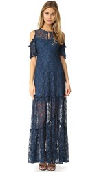 Nanette Lepore Song Gown Aegean