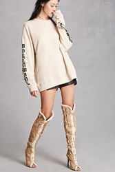 Forever 21 Privileged Shoes Stiletto Boots