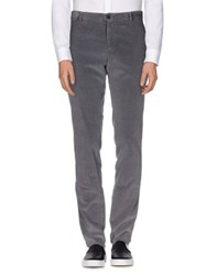 Allegri Trousers Casual Trousers Men Grey