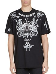 Givenchy Tattoo Print Tee