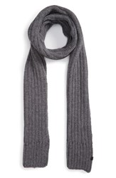Bickley Mitchell Men's Rib Knit Scarf