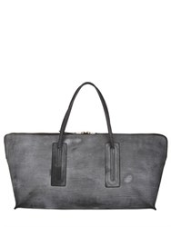 Rick Owens Leather Tote Big