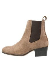 Selected Femme Sflondon Boots Sand