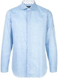 Loveless Classic Shirt Blue