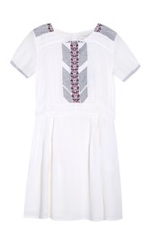 Paul And Joe Illusion Dress White