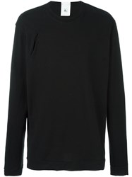 Lost And Found Rooms Longsleeved T Shirt Black