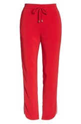 Ted Baker London Colour By Numbers Laille Jogger Pants Red