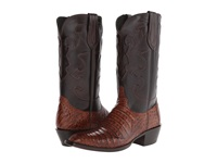 Lucchese Charles Sienna Cowboy Boots Brown