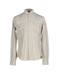 Esemplare Shirts Shirts Men Light Grey