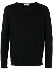 Societe Anonyme 'Universal' Pullover Unisex Cotton Xl Black