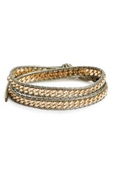 Women's Panacea Curb Chain Wrap Bracelet