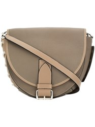 J.W.Anderson Jw Anderson Saddle Bag Nude And Neutrals