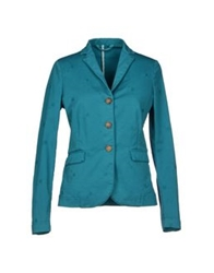 True Tradition Blazers Turquoise