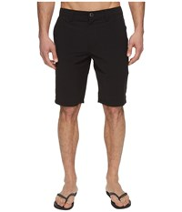 Volcom Frickin Snt Static Hybrid Blackout Men's Clothing