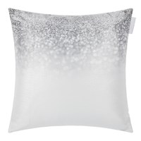 Kylie Minogue At Home Glitter Fade Bed Cushion 40X40cm Silver