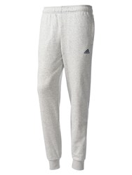 Adidas Essential Tapered Tracksuit Bottoms Grey