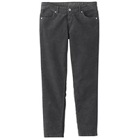 Poetry Stretch Cord Cropped Jeans Dark Grey