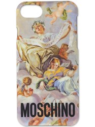 Moschino Renaissance Style Iphone 6 6S Case Women Silicones One Size