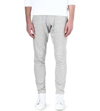 Sandro Tapered Jogging Bottoms Charcoal Grey