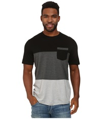 Smartwool Routt County Tee Black Men's T Shirt