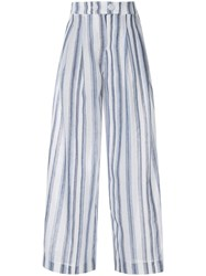 Suboo Shoreline Cropped Pants White