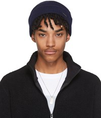 Tiger Of Sweden Navy Alfo Beanie
