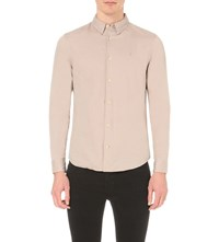 Allsaints Hermosa Long Sleeved Shirt Sphinx Pink