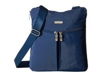 Baggallini Horizon Crossbody Pacific Cross Body Handbags Blue