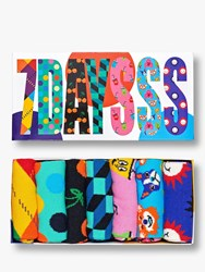 Happy Socks 7 Days Gift Box Pack Of 7 One Size