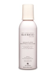Alterna Bamboo Volume Weightless Whipped Mousse 6 Oz. No Color