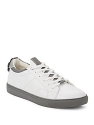 Steve Madden Copter Sneakers White