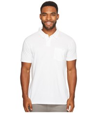Billabong Standard Polo White Men's Clothing