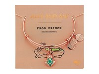 Alex And Ani Love Is In The Air Frog Prince Charm Bangle Shiny Rose Gold Finish Bracelet
