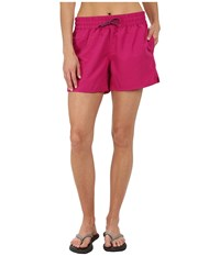 The North Face Class V Shorts Fuchsia Pink Women's Shorts
