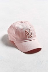 Urban Outfitters American Needle Tonal Baseball Hat Pink