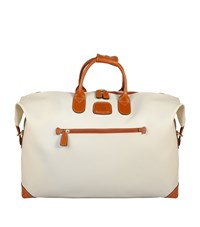 Bric's Firenze Small Duffle Bag 46Cm White