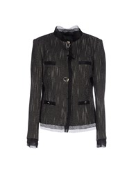 Roberta Scarpa Suits And Jackets Blazers Women Black