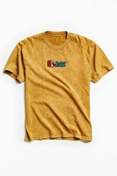 Urban Outfitters 8 Ball Patch Tee White