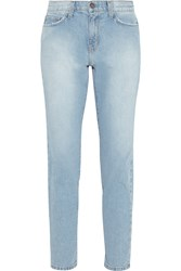 Current Elliott The Mami High Rise Slim Boyfriend Jeans