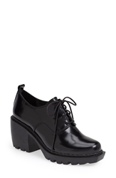 Opening Ceremony 'Grunge' Oxford Bootie Black