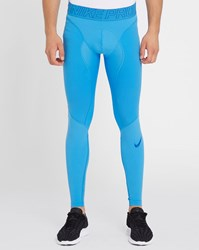 Nike Royal Blue Hyper Compression Leggings
